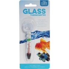 Allpet Aquarium Thermometer Glass Suction Stick
