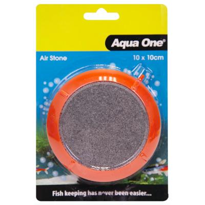 Aqua One Airstone PVC Encased Air Disc 10cm