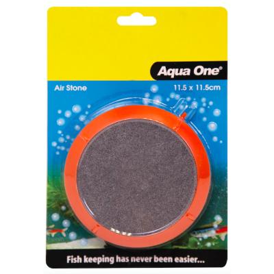 Aqua One Airstone PVC Encased Air Disc 11.5cm