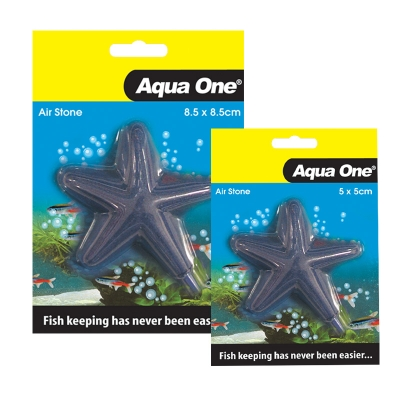 Aqua One Airstone Star Fish Medium