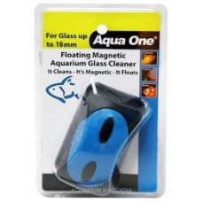 Aqua One Floating Magnet Cleaner XL Up to 16mm Glass