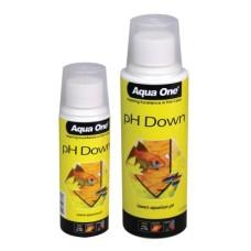 Aqua One Treatment Liquid PH Down 250ml