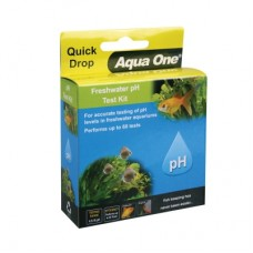 Aqua One Freshwater Quick Drop PH Test Kit