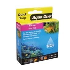 Aqua One Nitrate NO3 Quick Drop Test Kit