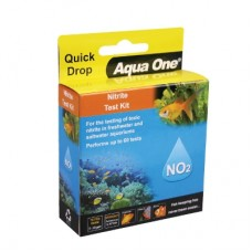 Aqua One Nitrite NO2 Quick Drop Test Kit