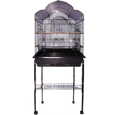Avi One 2903 Arch Top Cage with Stand 63x53x81cm