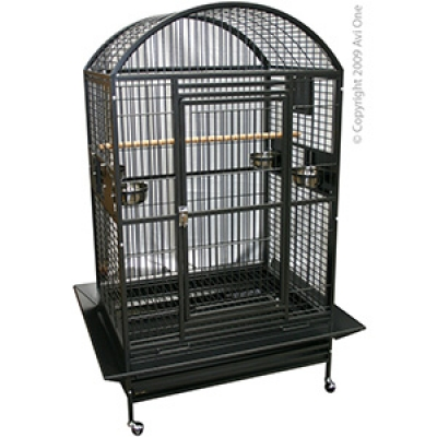 Avi One Parrot Cage Arch Top Heavy Duty 31mm 112x91x166cm