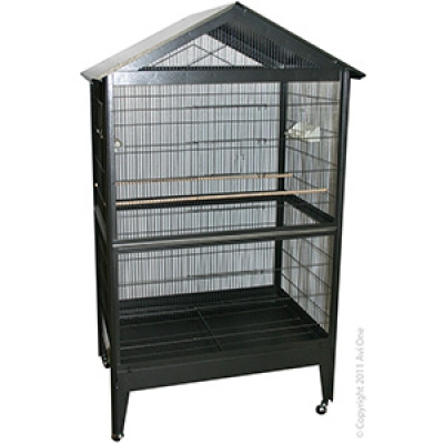 Avi One Patio Aviary Cage 12.5mm 100x72x171cm