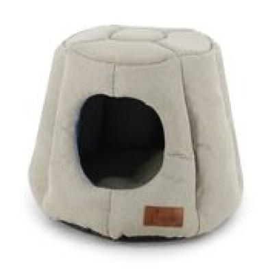 Cattitude Igloo Dome Cream