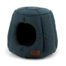 Cattitude Igloo Dome Petrol Blue