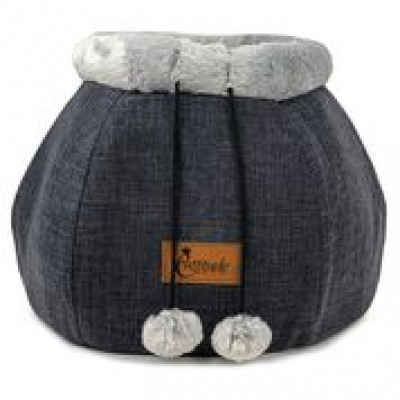 Cattitude Igloo Hideaway Grey