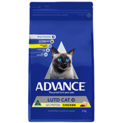 Advance Dry Cat Food Urinary Tract 2kg