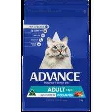 Advance Dry Cat Food Adult Ocean Fish 6kg