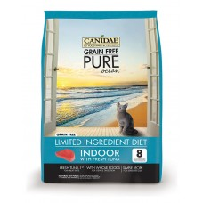 Canidae Dry Cat Food Indoor Pure Ocean Tuna 2.27kg