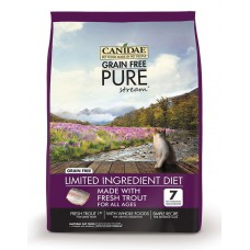 Canidae Dry Cat Food Pure Stream Trout 2.27kg