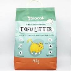 Biocat Natural Tofu Cat Litter 4kg