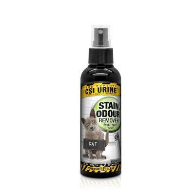 CSI Urine Cat Kitten Stain Odour Remover 150ml