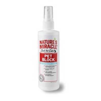 Nature's Miracle Just For Cats Pet Block Repellent Spray 236ml