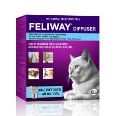 Feliway Diffuser + Refill 48ml