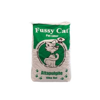 Fussy Cat Attapulgite Cat Litter 15L - 10kg