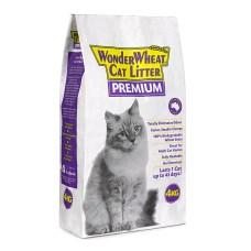 Wonderwheat Premium Cat Litter 8kg