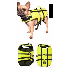 Pet One Splash Swim Buoyancy Vest Yellow XL