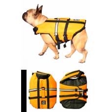 Pet One Splash Swim Buoyancy Vest Orange XL