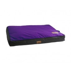 All Terrain Dog Cushion Purple Grey Large