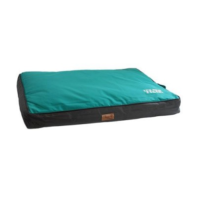 All Terrain Dog Cushion Teal Grey Large