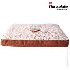 Pet One Bedding Mattress Warmzone Rust Clay XL