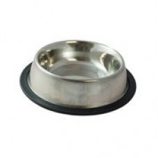 Canine Care Stainless Steel Bowl Non Skid Non Tip 2.8L