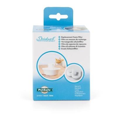 Petsafe Drinkwell Foam Filter 2pk