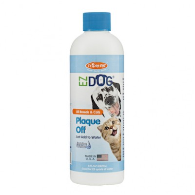 EZ Dog Plaque Off Fresh Breath 236ml