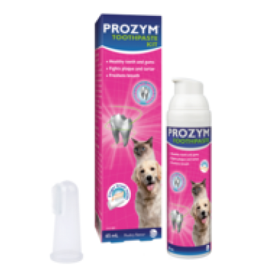 Ceva Prozym RF2 Toothpaste Kit Dog & Cat 65ml