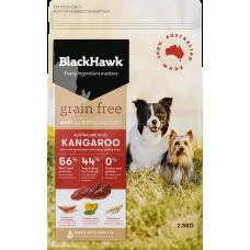 Black Hawk Dry Dog Food Adult Grain Free Kangaroo 15kg