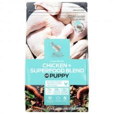 Billy & Margot Dry Dog Food Grain Free Puppy Chicken Superfood Blend 9kg