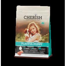 Cherish Dry Dog Food Playful Puppy 8kg
