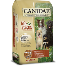 Canidae Dry Dog Food Life Stages Chicken Turkey Lamb Fish 2.27kg