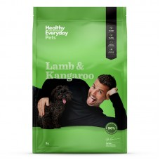 Healthy Everyday Pets Dry Dog Food Lamb Kangaroo 6kg