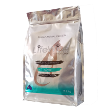Lifewise Dry Dog Food Single Protein Fish 13kg