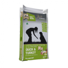 Meals For Mutts Dry Dog Food Adult Grain Free Gluten Free Duck Turkey 9kg