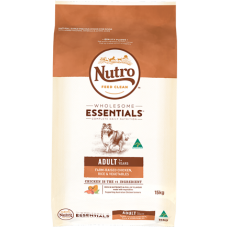 Nutro Wholesome Essentials Adult Dry Dog Food Chicken Rice Vegetable 15kg