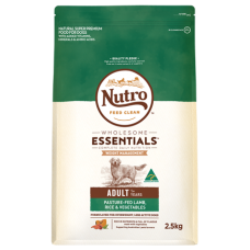 Nutro Wholesome Essentials Dry Dog Food Weight Management Lamb Rice Vegetable 13kg