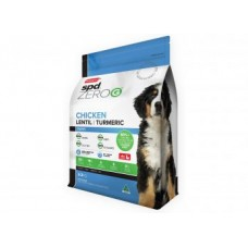 Prime 100 SPD ZeroG Dry Dog Food Puppy Chicken Lentil 2.2kg