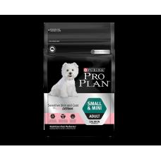 Pro Plan Dry Dog Food Adult Sensitive Skin Coat Small Mini 2.5kg