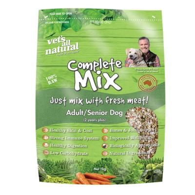 Vet's All Natural Complete Mix Adult Dog 1kg