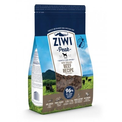 Ziwi Peak Air Dried Beef for Dogs 2.5kg