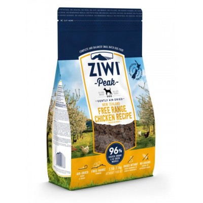 Ziwi Peak Air Dried Free Range Chicken for Dogs 4kg