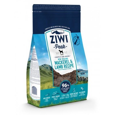Ziwi Peak Air Dried Mackerel Lamb for Dogs 4kg