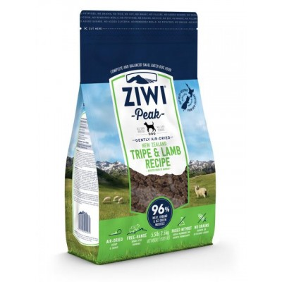 Ziwi Peak Air Dried Tripe Lamb for Dogs 2.5kg